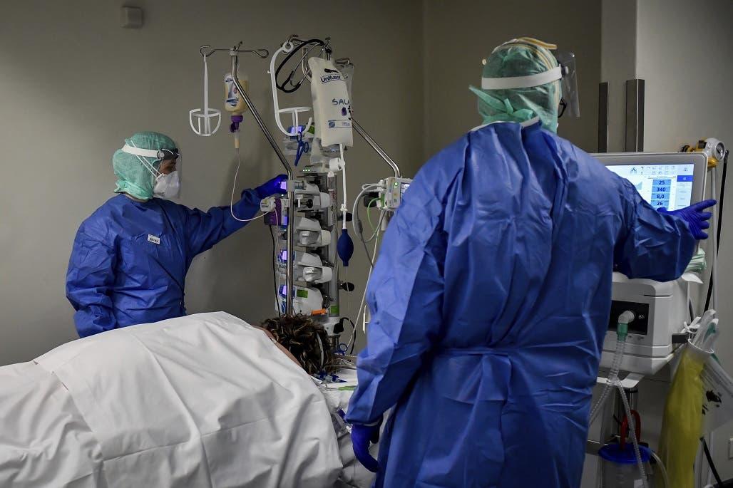 Italia se convierte en el país con más muertes por coronavirus