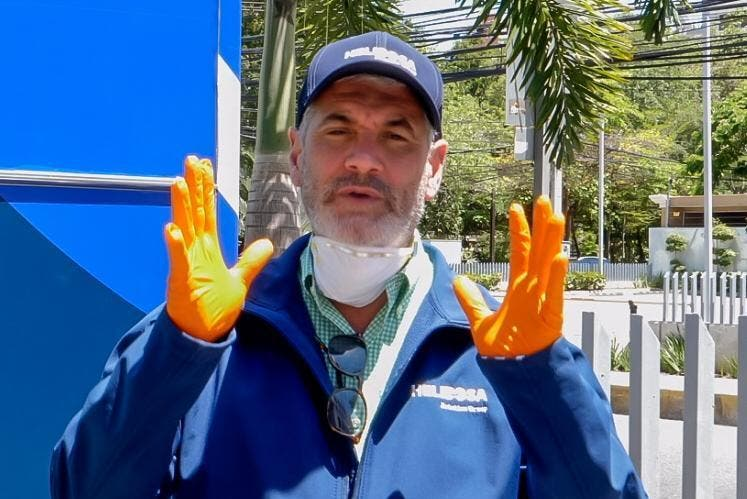 Gonzalo Castillo llama a ser solidarios y unir esfuerzos para enfrentar el coronavirus