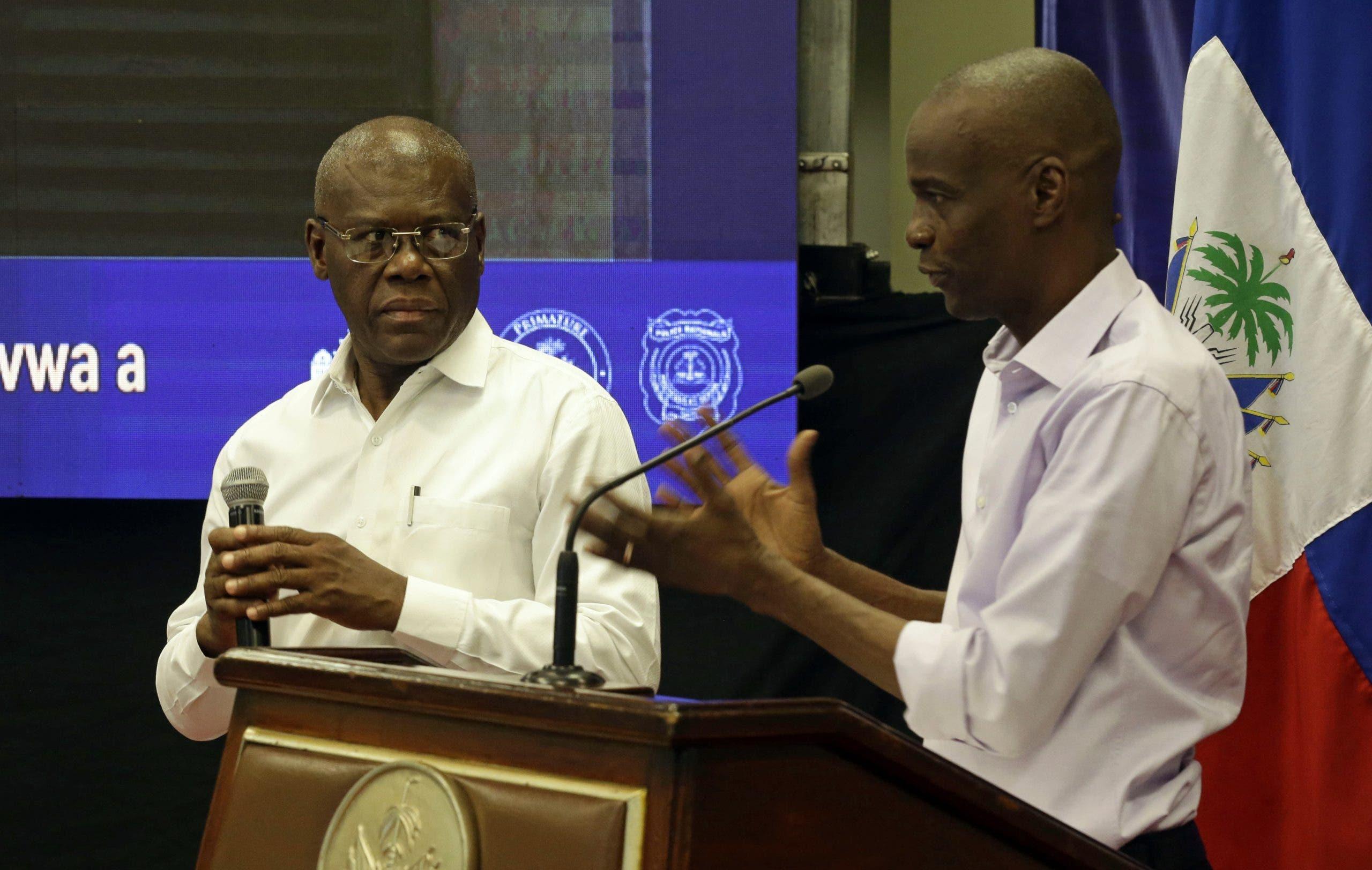 Presidente de Haití nombra un primer ministro para tratar de cerrar la crisis