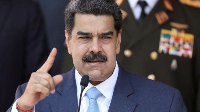 Maduro acusa a Colombia de intentar descarrilar el diálogo Gobierno- oposición