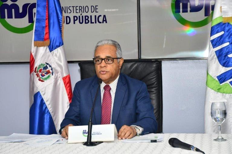 EN VIVO: Neumático de laminador ministro Vitalidad Pública sobre covid-19 | El Día