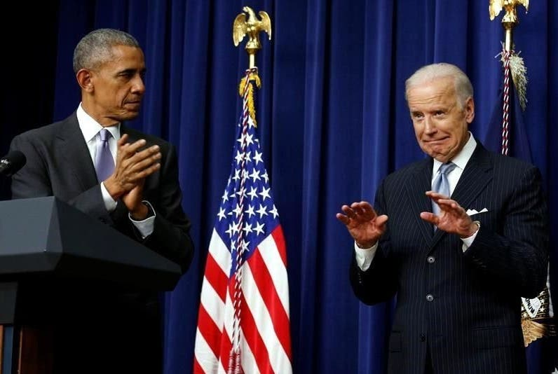 Obama quiere unidad y ofrece su apoyo a Biden