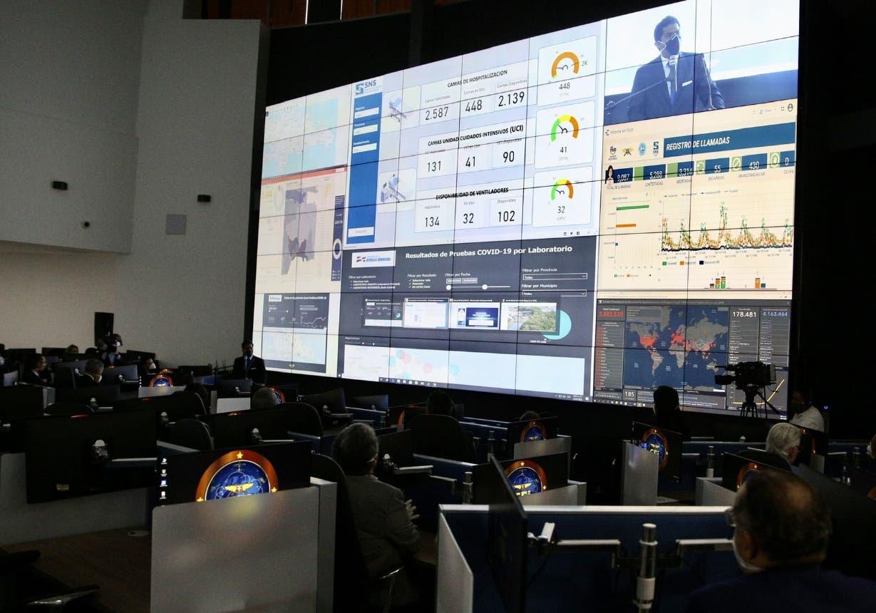 Gobierno apuesta a la «big data» en la guerra contra el Covid-19