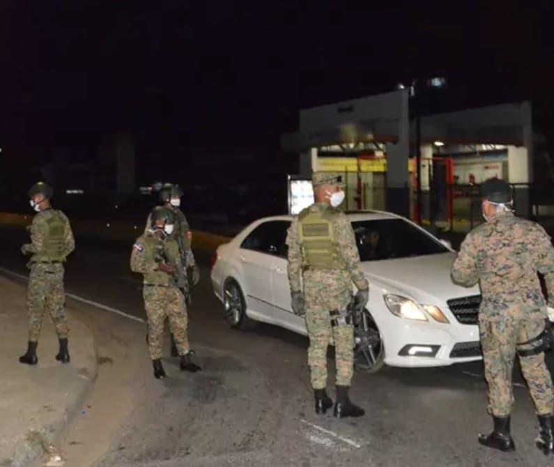 Gobierno levanta toque de queda en la provincia La Altagracia y el Distrito Nacional