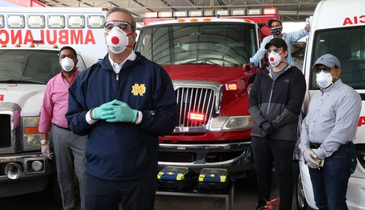 Abinader donará 26 ambulancias a ayuntamientos | El Día