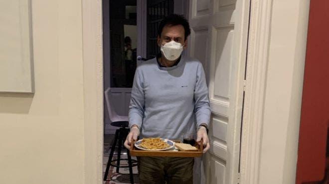 Coronavirus: así es mi vida con mi marido aislado en nuestra casa con covid-19