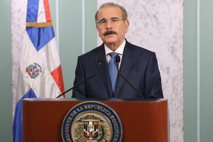 Texto íntegro del discurso del presidente Medina sobre el COVID-19