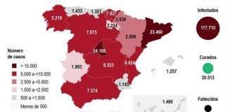 Coronavirus-España-Covid-19