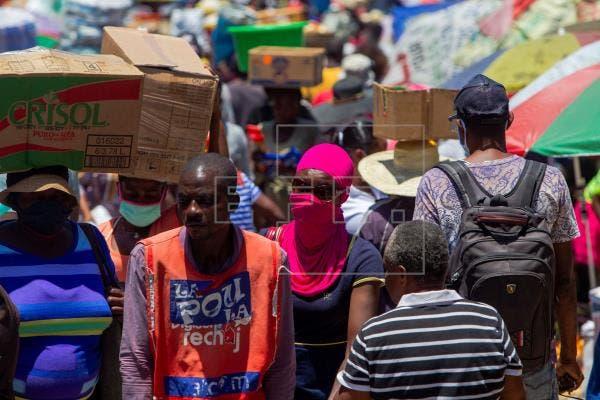 RD en ascuas por brote de difteria en Haití