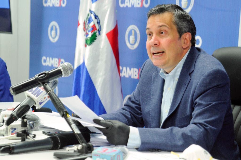 Jorge Mera solicita a Cámara de Cuentas auditar últimos tres años de gestión en Medio Ambiente