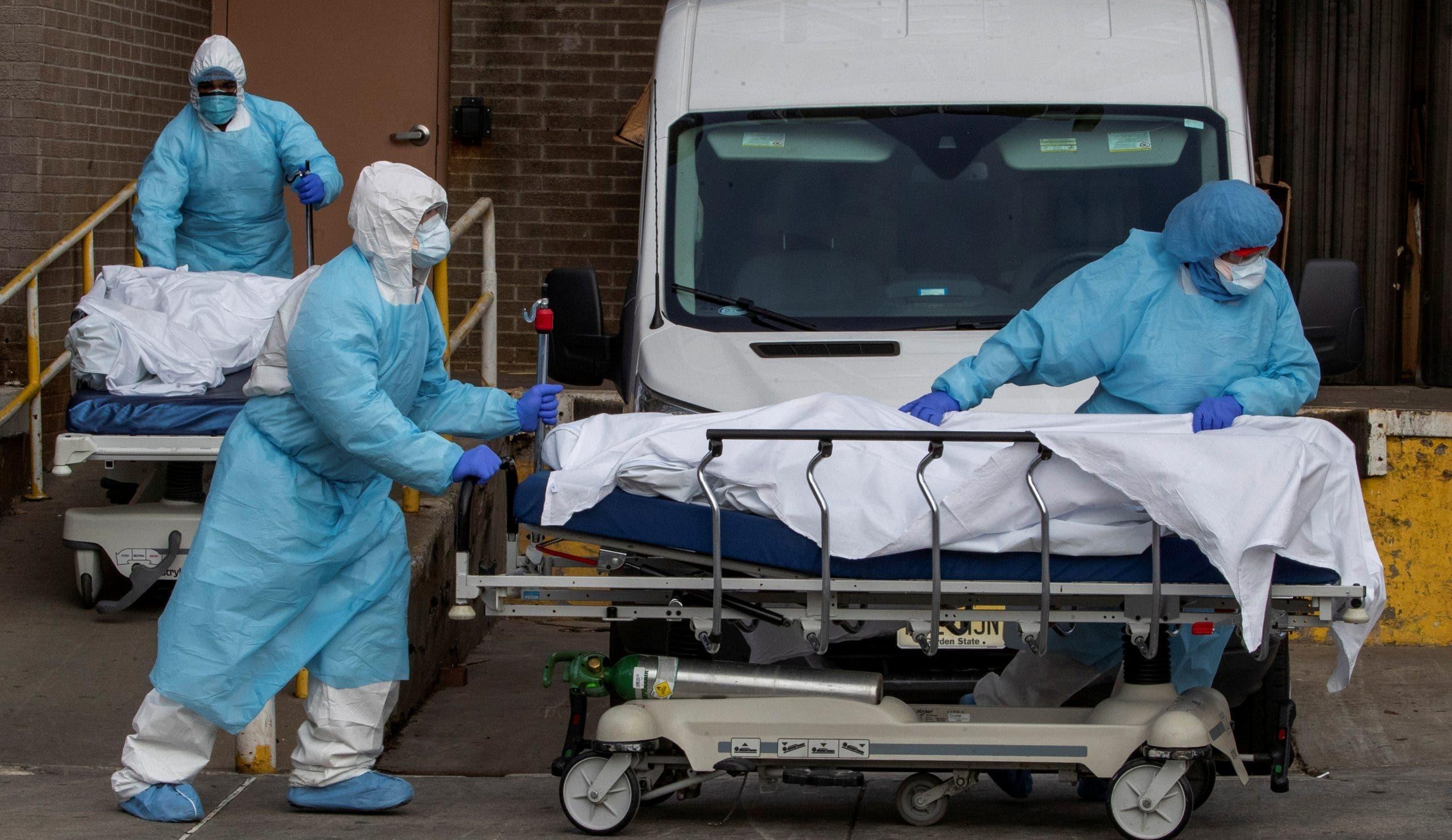 Entre los 434 fallecidos por COVID-19, hay tres que tenían tuberculosis y dos VIH