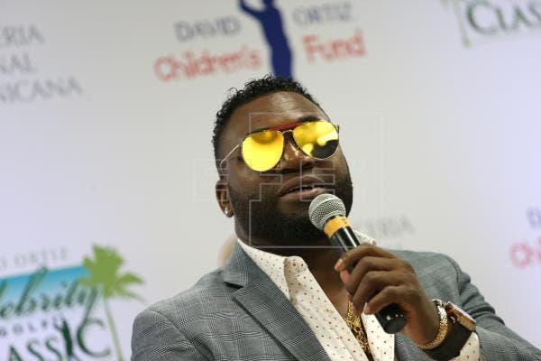 David Ortiz elegido al Pabellón de la Fama del deporte dominicano