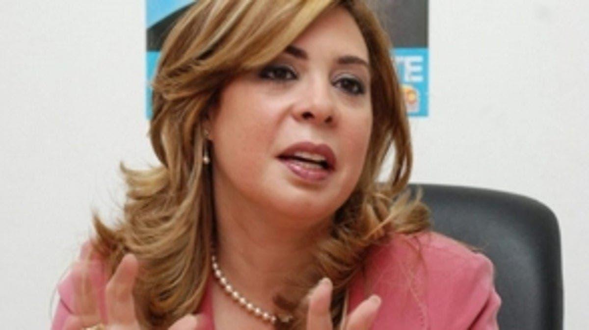 Sergia Elena lamenta diputados reformistas votaran a favor prórroga estado de emergencia
