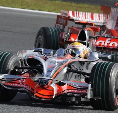 Boris Johnson solicita una excepción para carrera F1