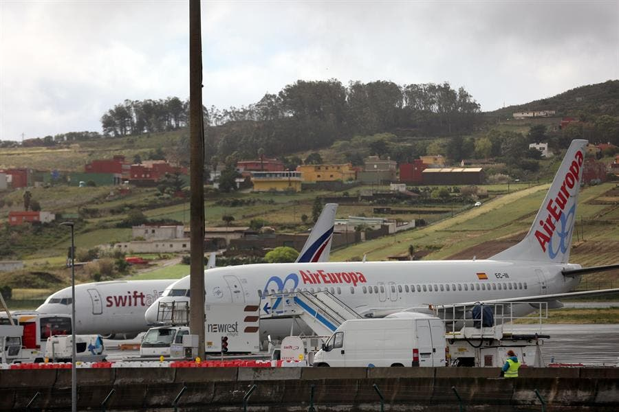 Partió hacia Madrid un nuevo vuelo de repatriación de españoles