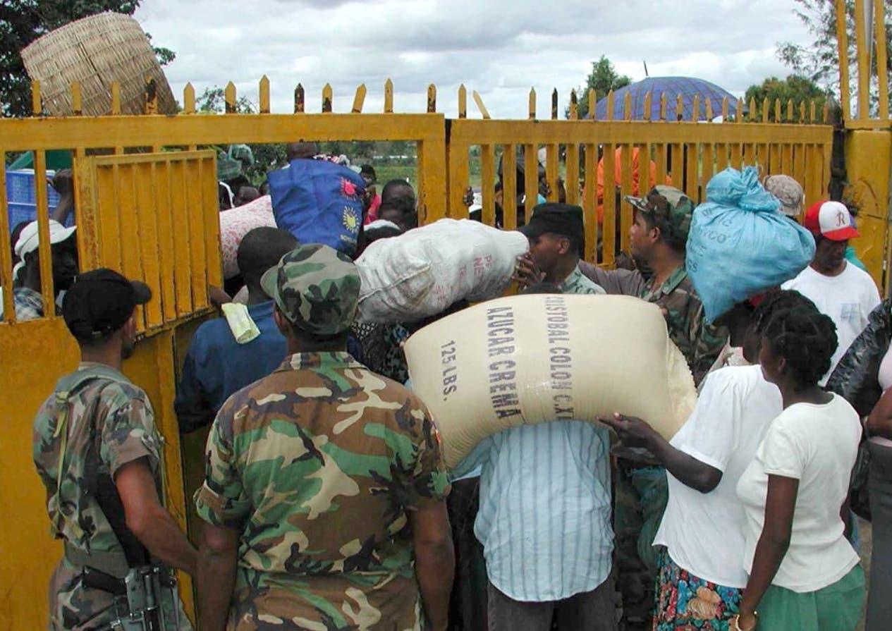 Cierre de mercados con Haití golpea más al sector informal