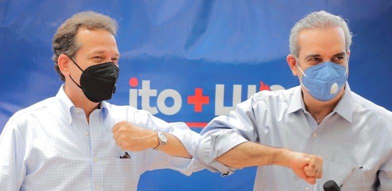 Dirigentes de Santiago pactan con Abinader