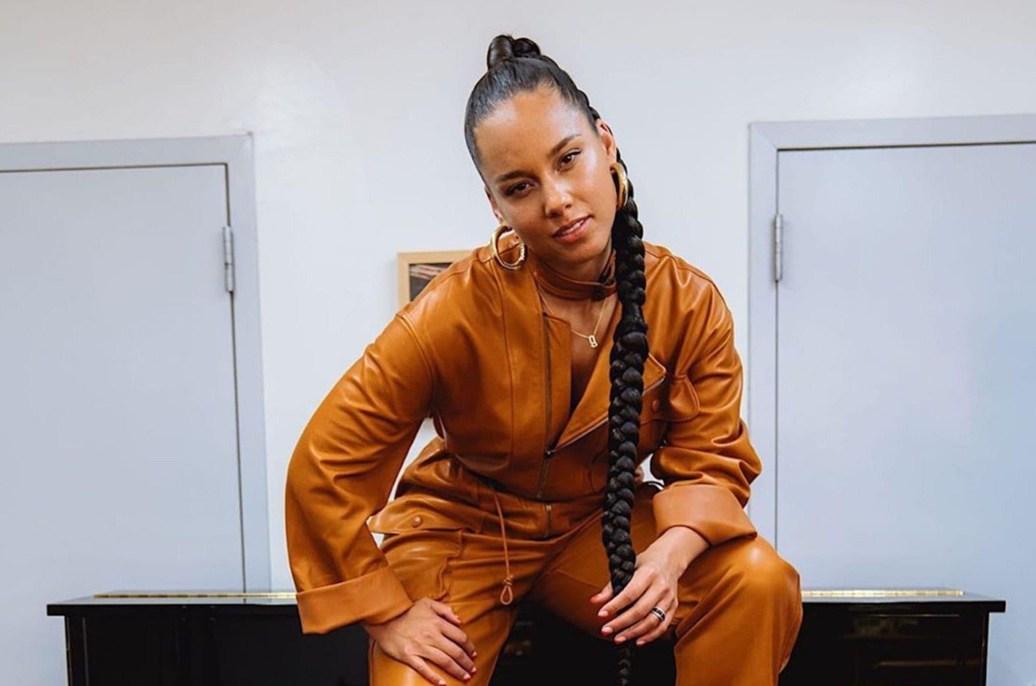 Alicia Keys convertirá «Girl On Fire» en novela para jóvenes