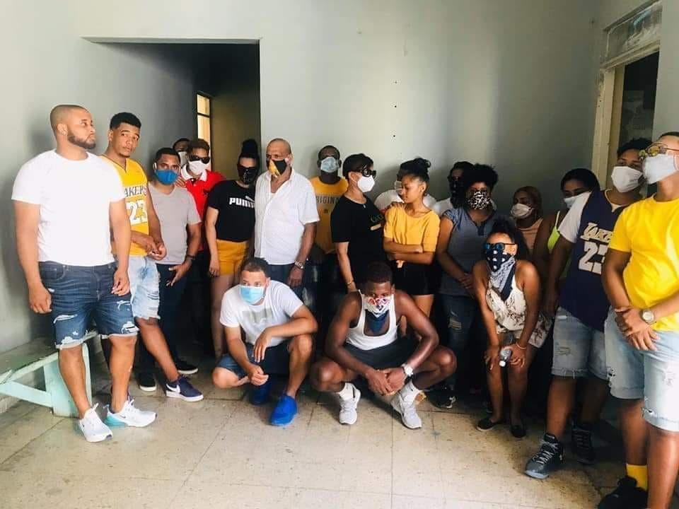 Apresan 20 personas en comunidad de Imbert por violar restricciones por COVID-19
