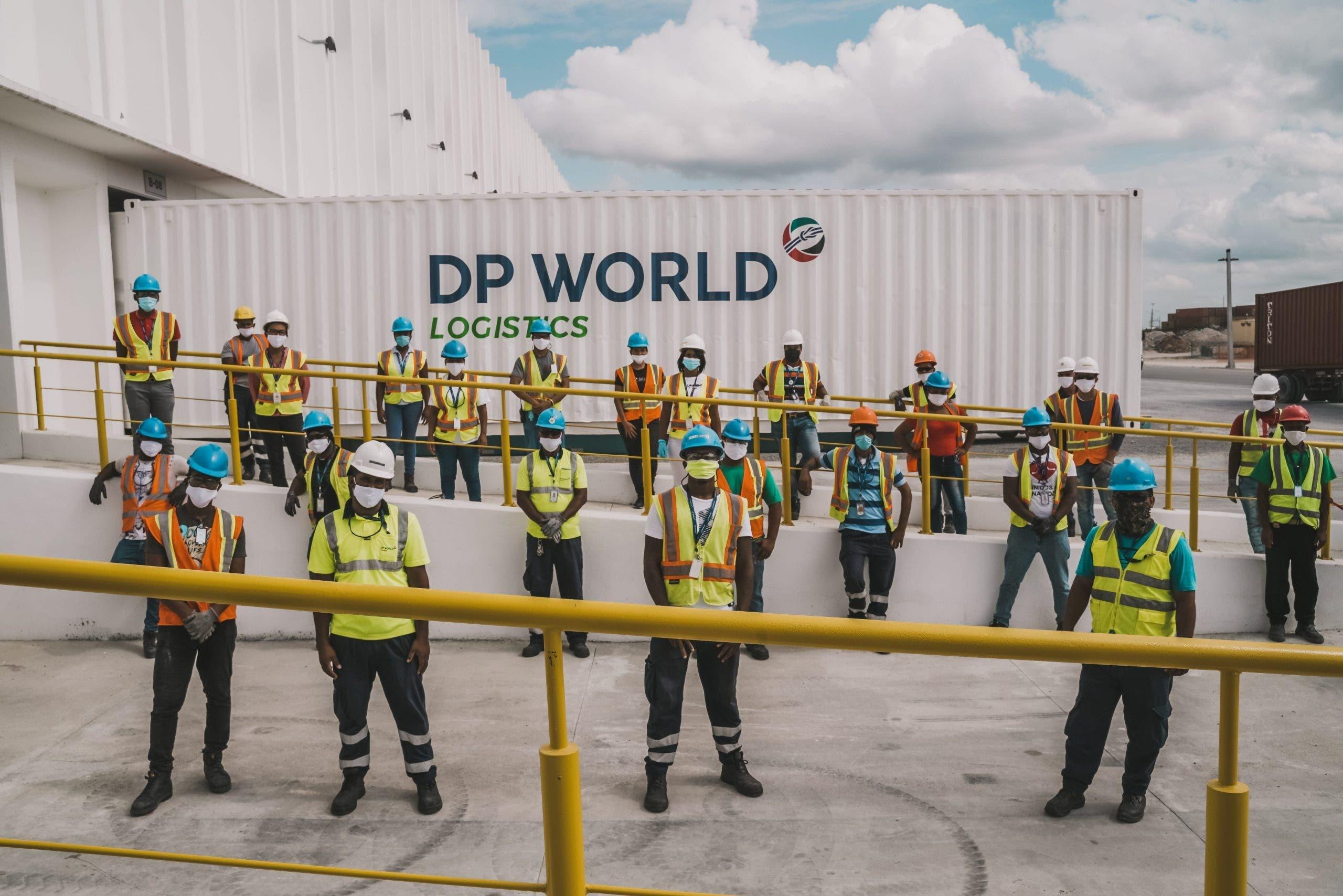 DP World Caucedo realiza donativo