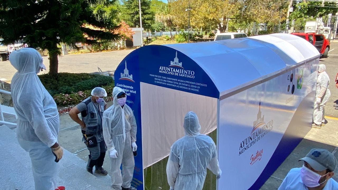 Next World Technology pone a disposición del sector empresarial túneles de sanitización de ozono