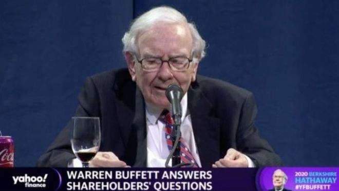 Warren Buffett vende todas sus acciones en aerolíneas tras las pérdidas de la industria por la pandemia