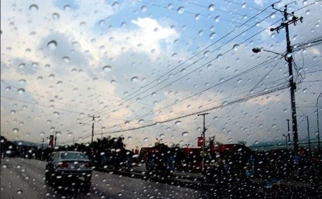 Meteorología pronostica chubascos aislados en algunos lugares del país