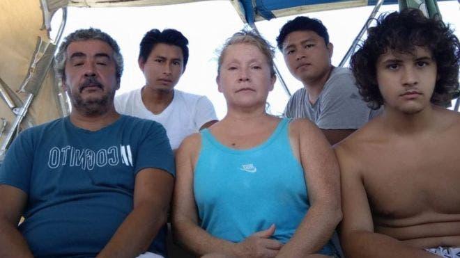La «pesadilla» de una familia chilena que lleva más de 50 días varada en medio del mar Caribe por la pandemia
