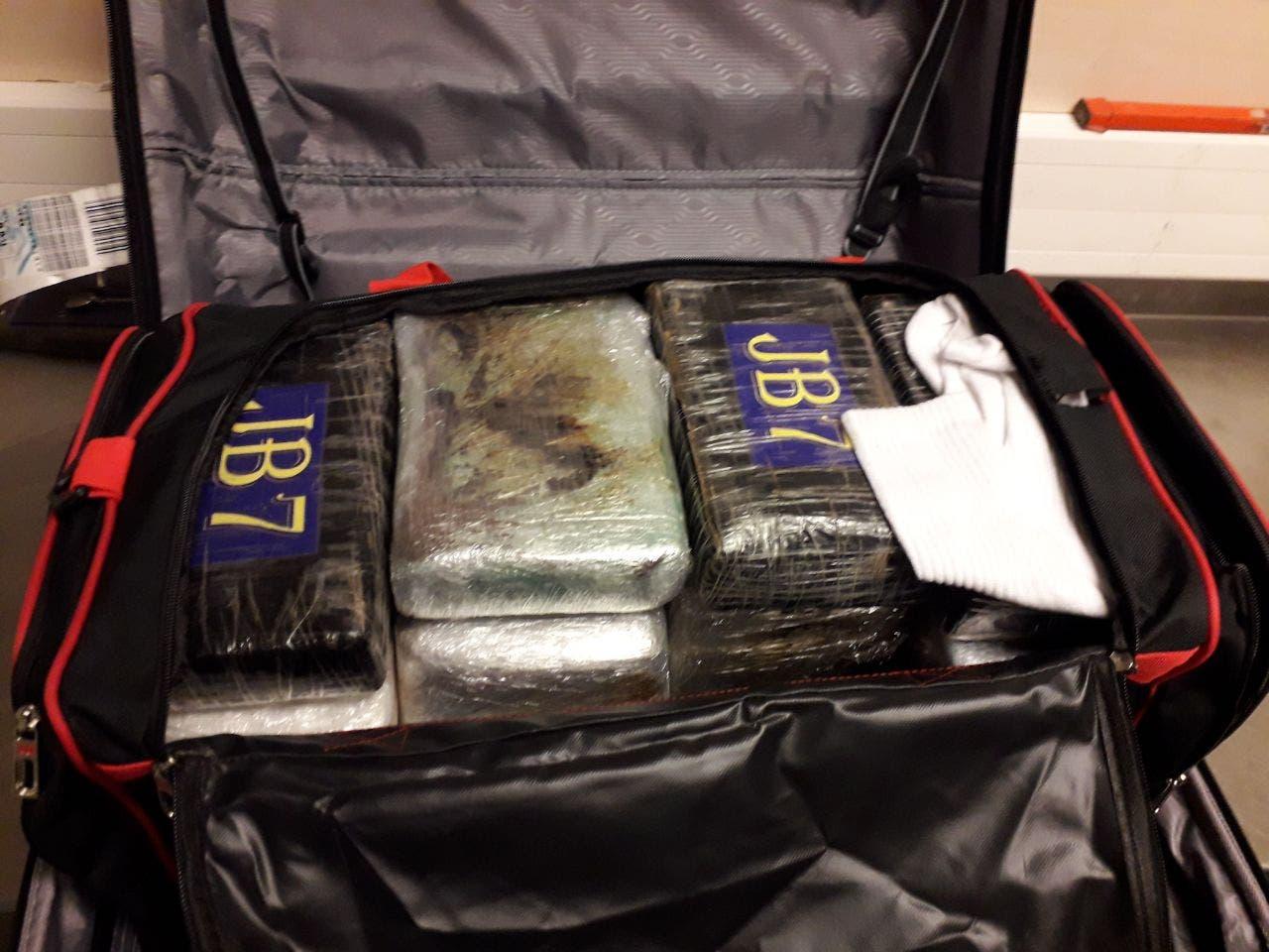 IDAC aclara a quien pertenece avión transportó 350 kilos de cocaína de Puerto Plata a Bruselas