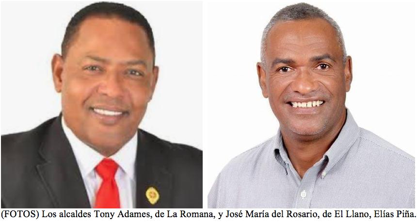Alcaldes reformistas de La Romana y El Llano niegan se hayan juramentado en el PLD