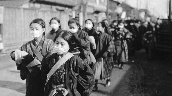 Cómo cambió el mundo hace cien años con la gripe española, la peor pandemia del siglo XX