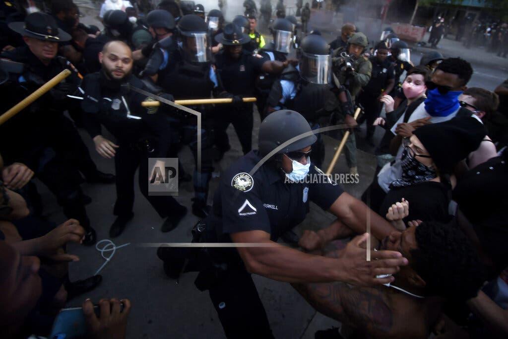 EEUU: Estados recurren a Guardia Nacional ante disturbios