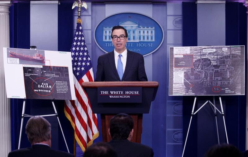 Estados Unidos hará aporte para frenar crisis covid-19