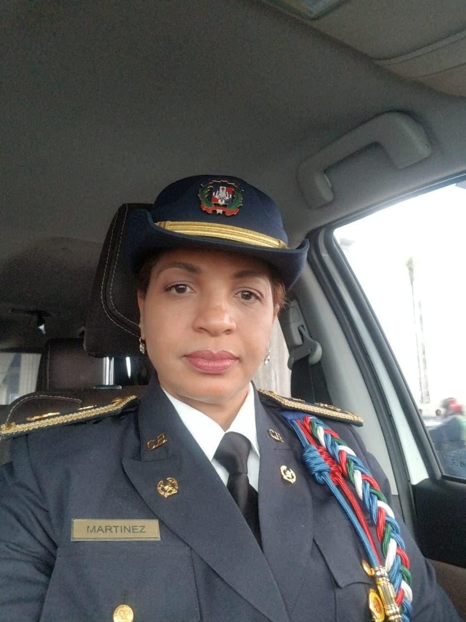 Tomasa Martínez, álveo bombera a quien el COVID-19 y Duquesa la pusieron a ejercicio
