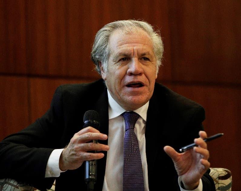 Almagro echa al jefe de la CIDH y la Comisión le acusa de violar su autonomía