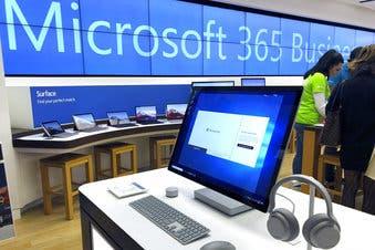 Microsoft cerrará permanentemente la mayoría de sus tiendas