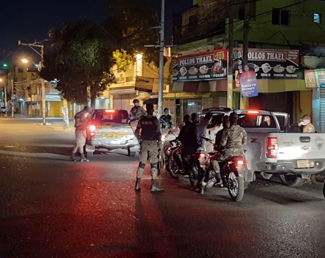 Aumenta 5, 657 los detenidos durante toque de queda