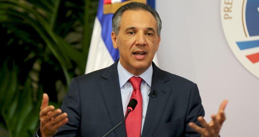 José Ramón Peralta pide JCE dé arras electoral | El Día