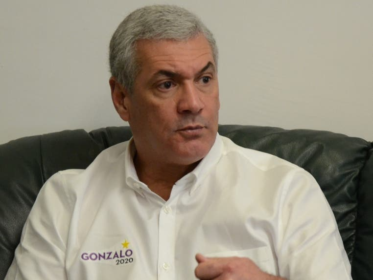 Gonzalo Castillo recibe apoyo de productores agropecuarios