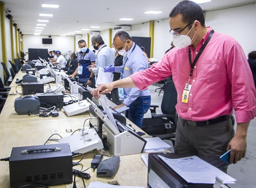 JCE niega haya irregularidades en trabajos de logística electoral