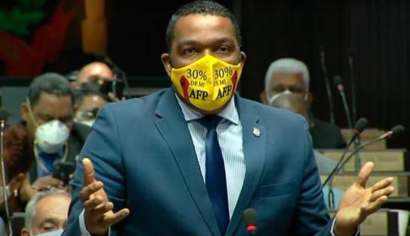 Diputado Pedro Botello convoca manifestación frente al Congreso este domingo por el 30% AFP