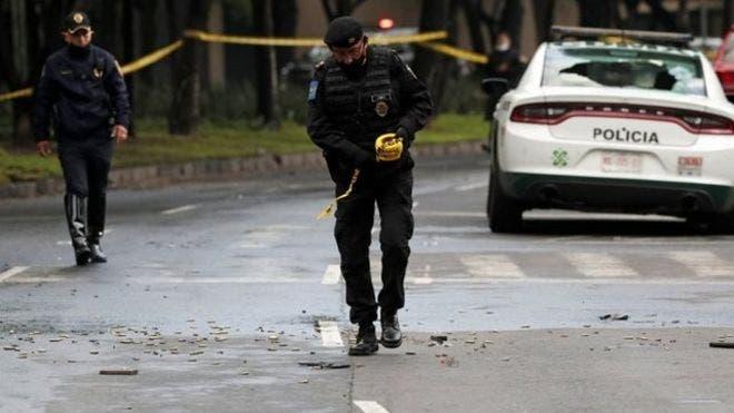 Omar García Harfuch: el secretario de Seguridad de Ciudad de México atribuye al cartel Jalisco Nueva Generación el atentado en que resultó herido y dejó 3 muertos