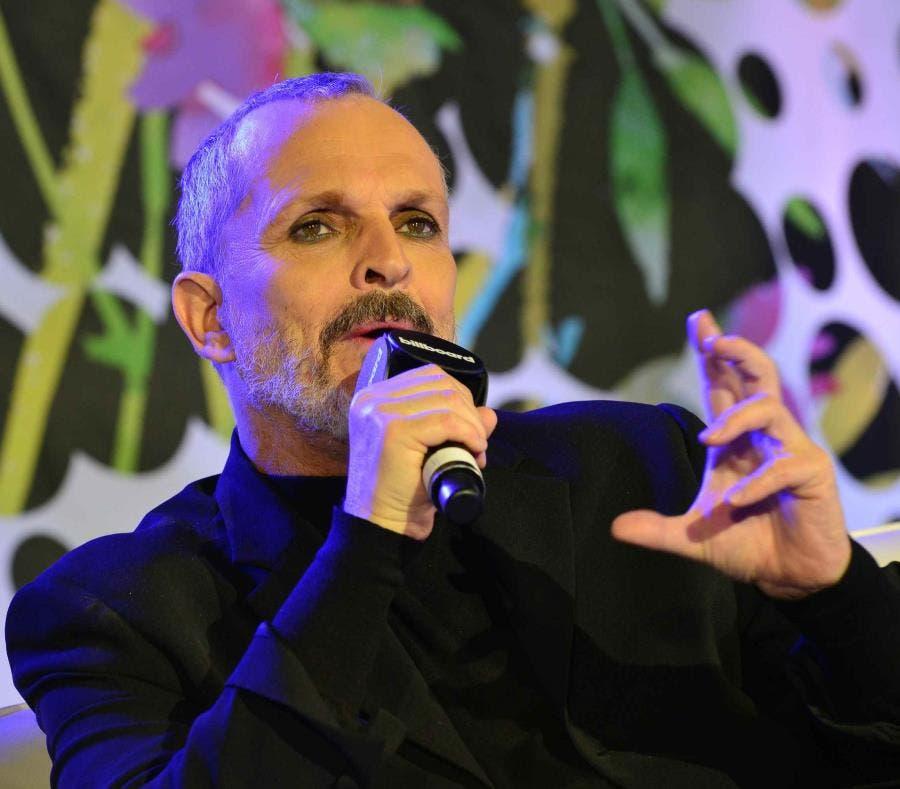 Serie sobre  Miguel Bosé se rodará en  el 2022