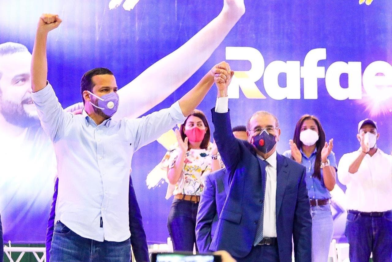 Presidente Danilo Medina afirma será un lujo tener como senador a Rafael Paz