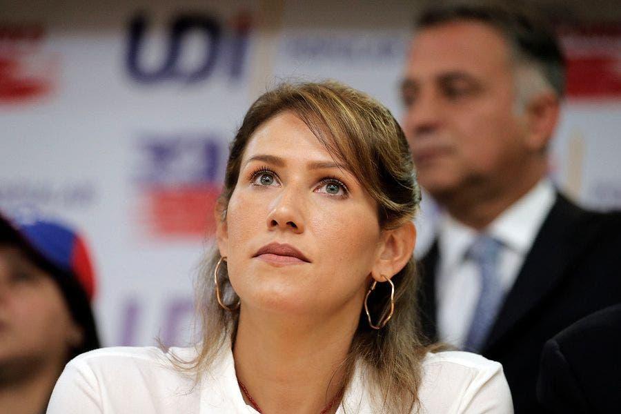 Embajadora en Chile de Guaidó renuncia