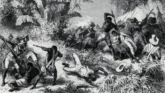 Cómo una epidemia en Haití ayudó a Estados Unidos a convertirse en una potencia