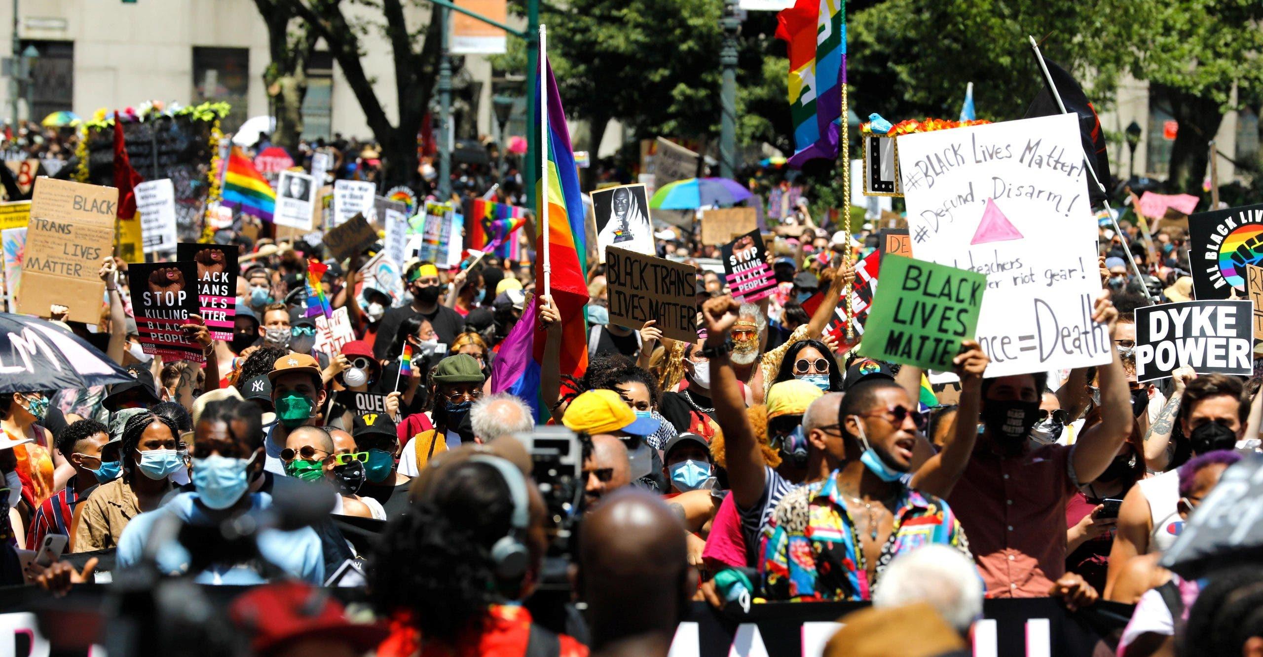 Nueva York celebra los 50 años de su Desfile del Orgullo con evento virtual