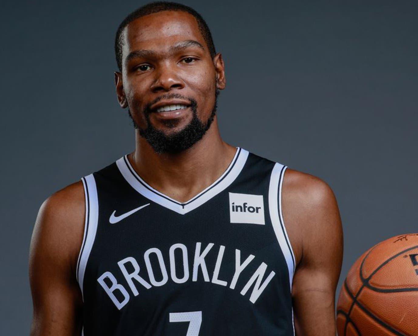 Kevin Durant se perderá los próximos dos partidos con lesión muscular