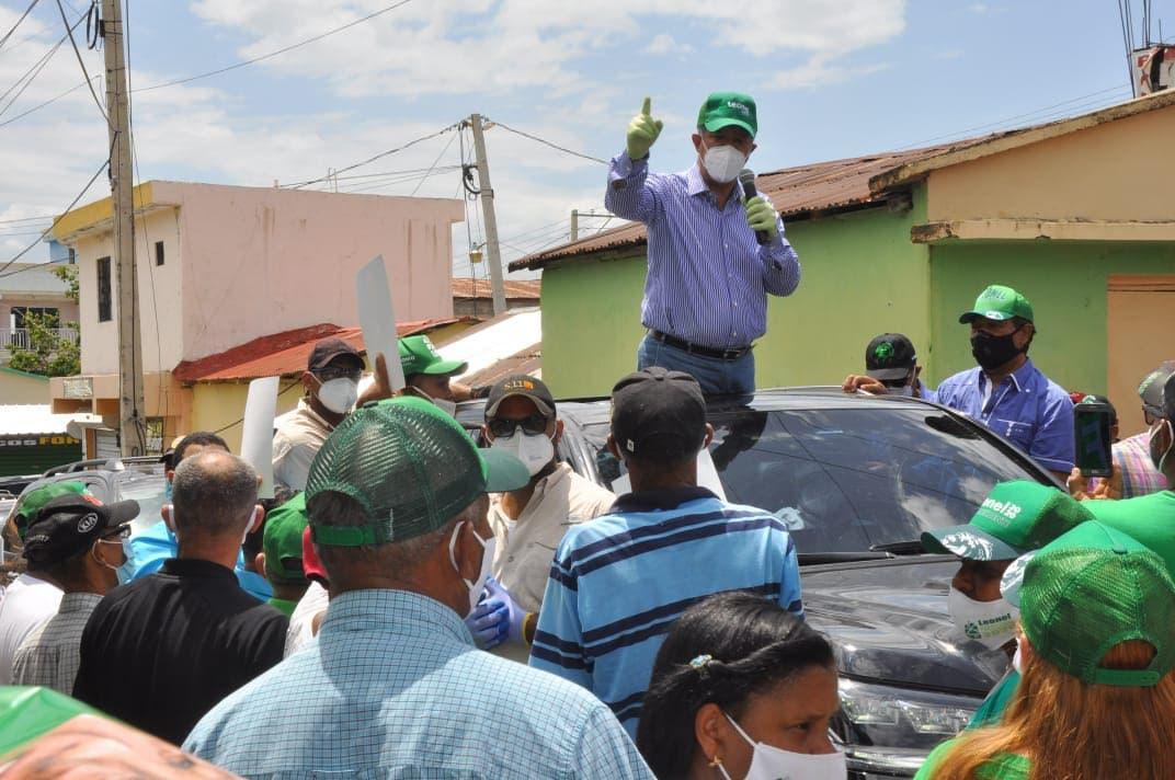 Leonel apoyará extensión de Ley 28-01 por 20 años más para incentivar inversiones en zona fronteriza