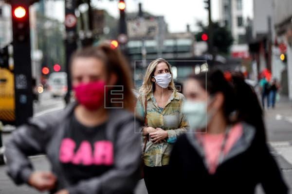 El coronavirus pisa el acelerador en América con mayor incidencia en el sur